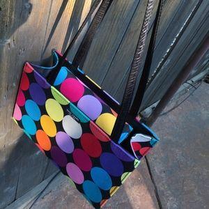 Kate Spade Shoulder bag multicolor dots